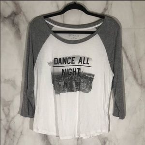 American eagle outfitters soft & sexy dance sz.L